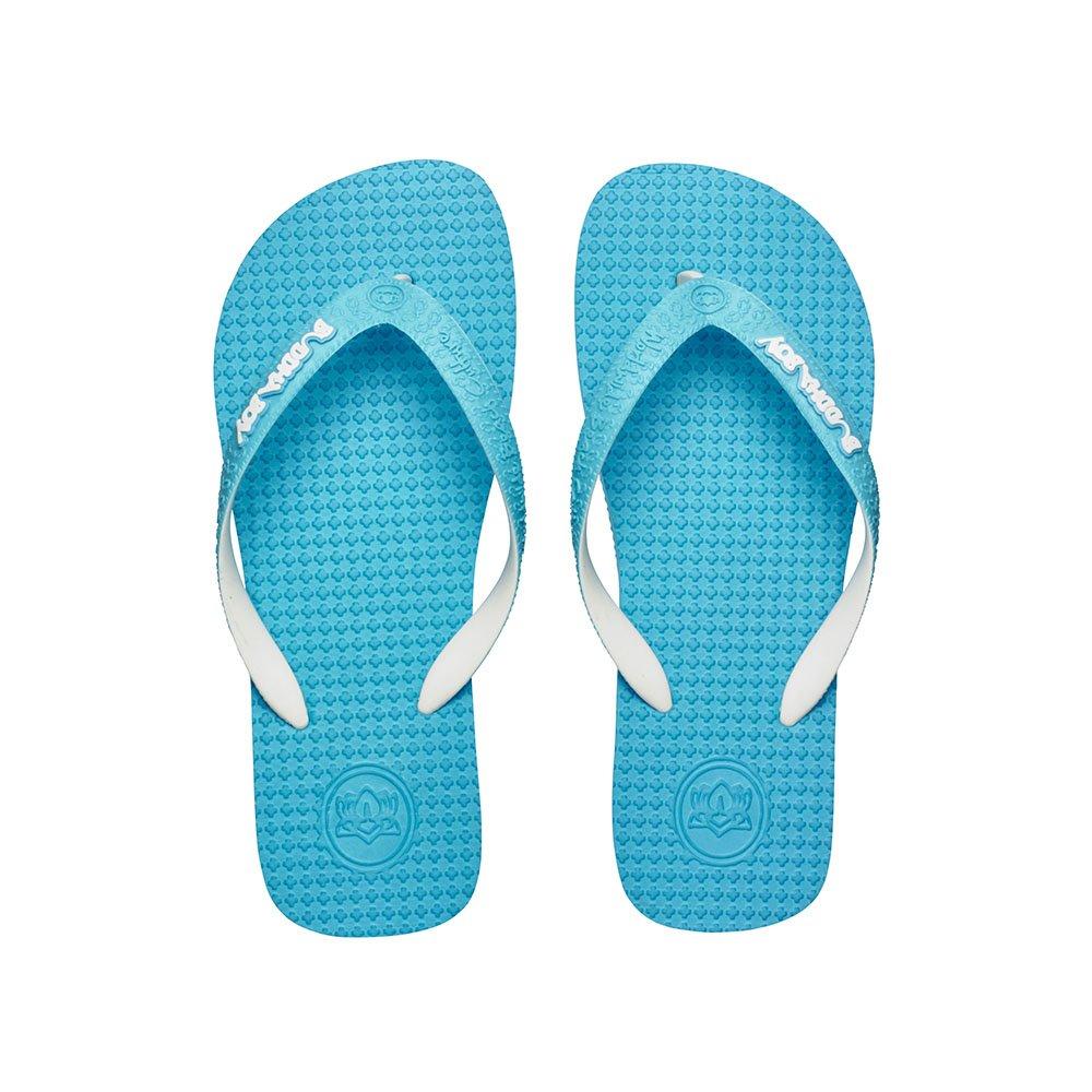 Buddha beachwear Herren Zehentrenner Blau Himalayan Blue: Amazon.de: Schuhe  & Handtaschen