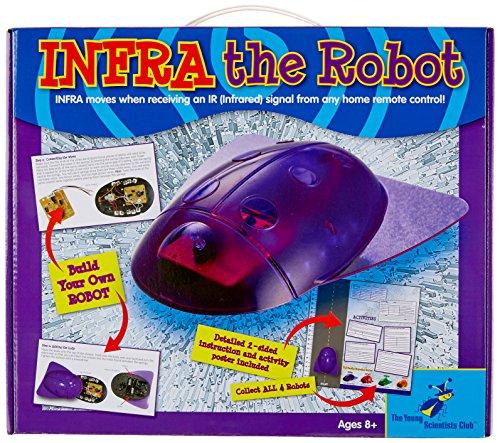 Infra the Robot