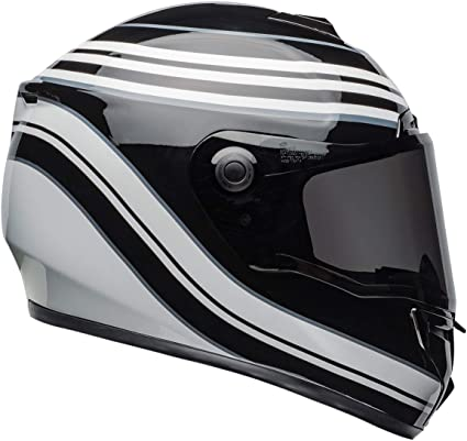 MEDIUM ACU Gold Approved LS2 FF352 MONO MOTORCYCLE MOTORBIKE RACING HELMET MATT BLACK