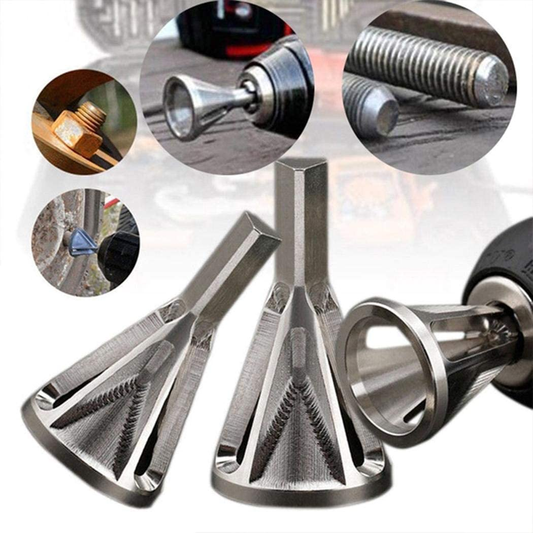 Plug Chamfer Bright Finish Uncoated Drillco 2090 Series High-Speed Steel Thread Forming Threading Tap 8-36 UNF Round Shank with Square End