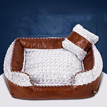 Wangs Gato arena el gato sacos de dormir camas de gato de las cuatro estaciones gato