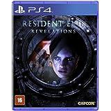Jogo Capcom Resident Evil Revelations Remasterizado PS4 Blu-ray CP2432AN