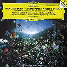 Mendelssohn: A Midsummer Night's Dream