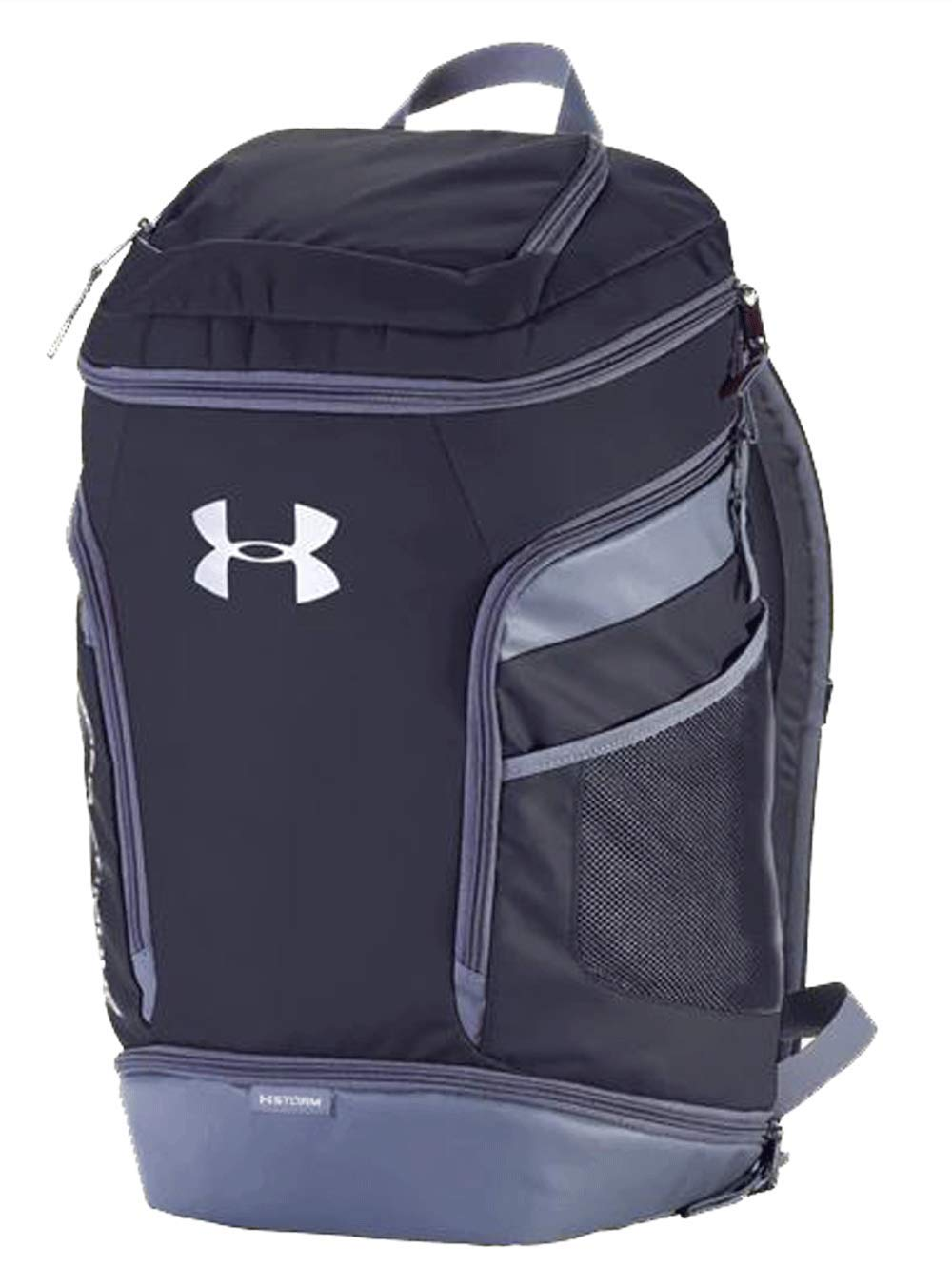 Under Armour Soccer Striker Team Backpack Black by Under Armour