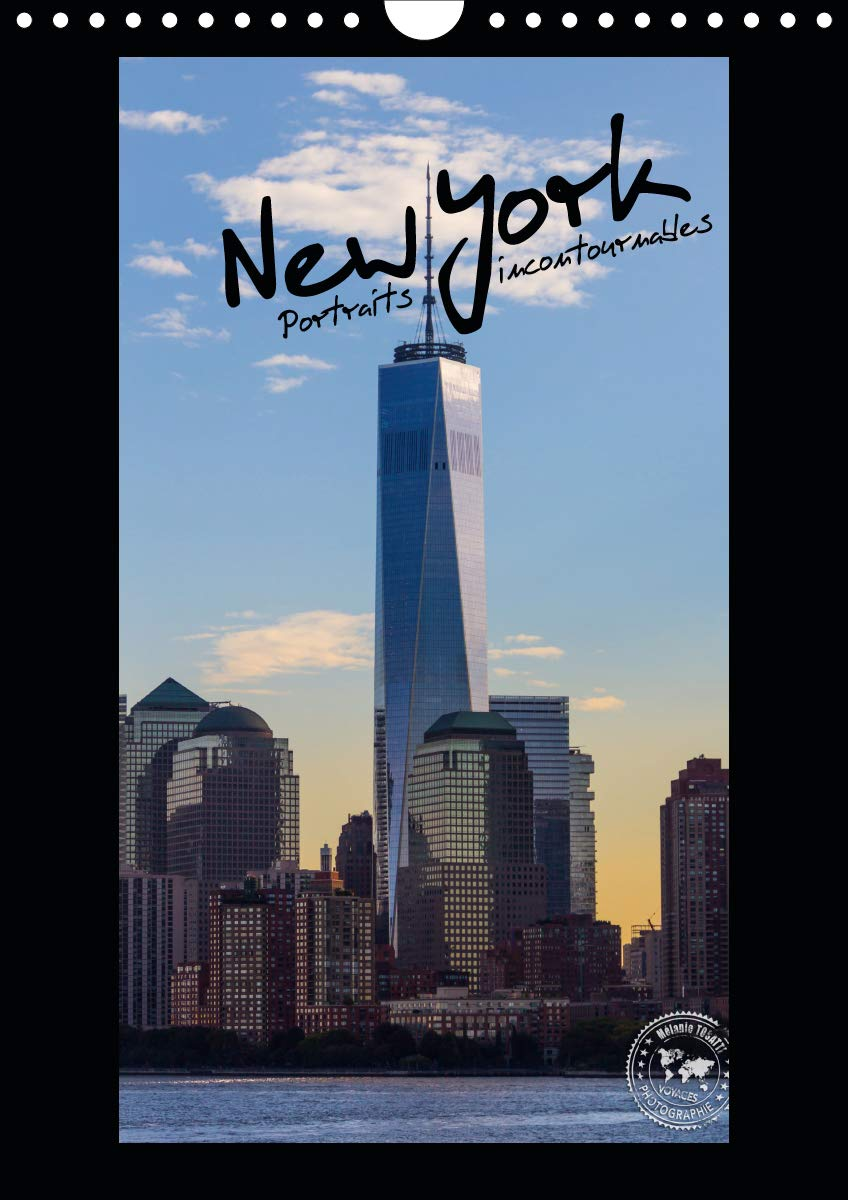 New York   Portraits incontournables (Calendrier mural 2021 DIN A4