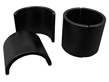 30mm Rings to  25.4mm 1/'/' Rifle Scope Mount Ring Inserts Adapter Convert