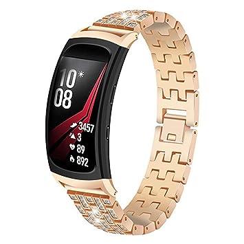 Sodoop - Correa para Samsung Gear Fit 2 y 2Pro de 22 mm ...