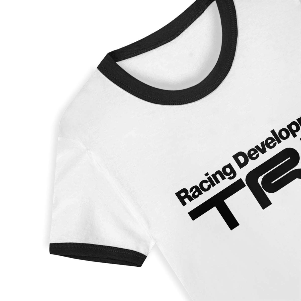 Kids T-Shirt Tops Racing Development TRD Unisex Youths Short Sleeve T-Shirt