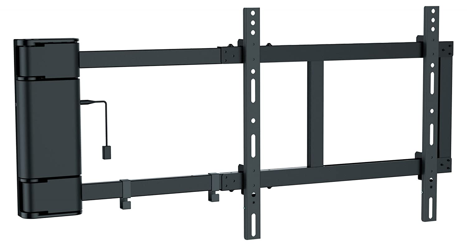 Ricoo Support Tv Mural Orientable Motoris Se2544 Meuble De  # Meuble Support Tv Ecran Plat