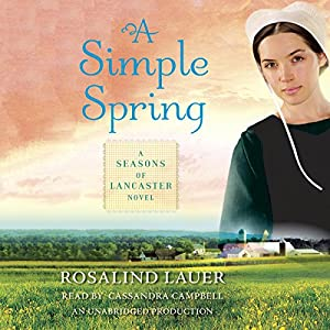 A Simple Spring Audiobook
