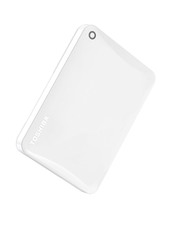 HDTC820ER3AA HDTC820ER3CA Toshiba Canvio Connect II 2TB Disque Dur Externe Portable 2,5 Pouces USB 3.0 Rouge