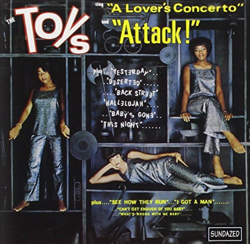 Price comparison product image The Toys Sing A Lover's Concerto and Attack!
