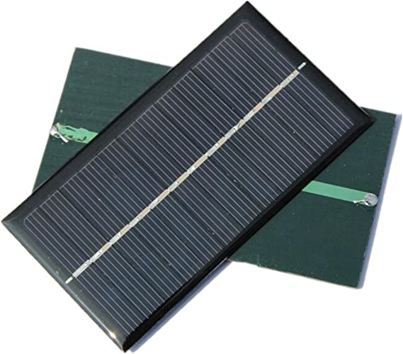 36DD DE26 Mini 6V 1W Solar Power Panel Module DIY For Light Cell Phone Chargers