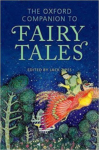 Amazon com: The Oxford Companion to Fairy Tales (Oxford