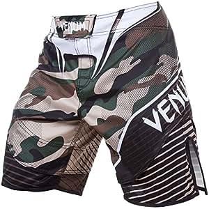 Venum Camo Hero Fight Shorts, X-Small
