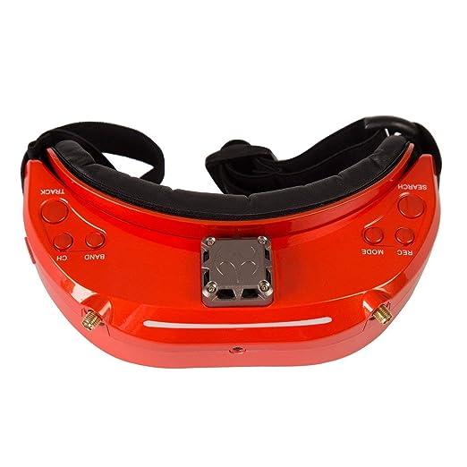 Compra Kongqiabona SKYZONE SKY03S 5.8GHz 48CH Diversity FPV Gafas ...