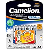 Camelion LB-AA2700BP4 Rechargeable Battery