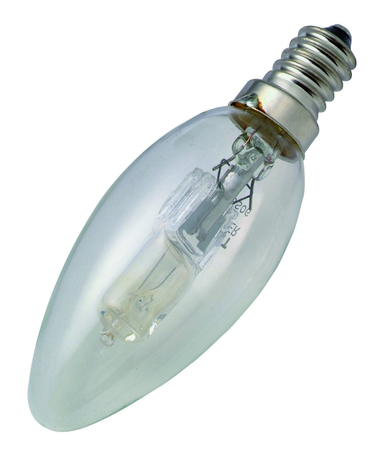 Prolight 600541001  Flame E14  28  Watt ECO Halogen White Glass Eltra N.V.