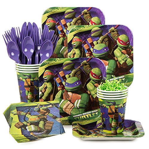 Teenage Mutant Ninja Turtles Standard Kit (serves 8) ()