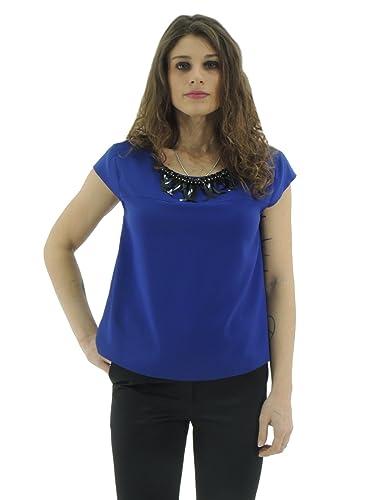 liu jo - Camisas - para mujer turquesa 36