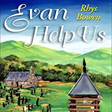 Evan Help Us Audiobook by Rhys Bowen Narrated by Roger Clark