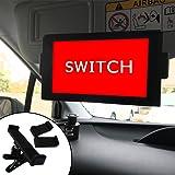 LUCINA 様々な端末に対応! switch スマホ タブレット ホルダー スタンド 車載 汎用 4点セット