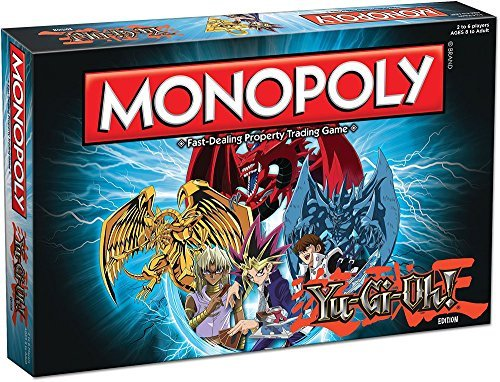Monopoly: Yu-Gi-Oh Edition Board Game by USAopoly