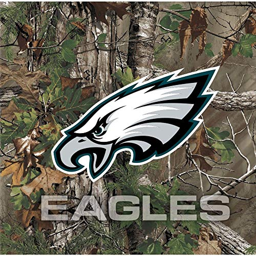 - Realtree - Philadelphia Eagles Note Cube, by Lang Companies