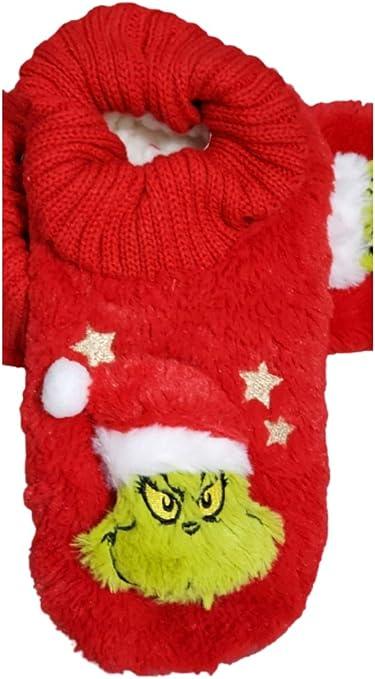 The Grinch - Calcetines para mujer, diseño de Dr. Seuss ...