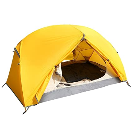 Review ARAER 3 Person Camping Family Tent with Screen Porch, Waterproof, Windproof, 3 Usages, UV Protection Sun Shelter, Bug Free, Excellent Ventilation With Carrying Bag for Traveling Camping Backpacking
