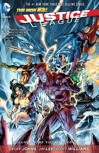Justice League Vol 2: The Villain's Journey (Justice League Graphic - Justice Boxes League