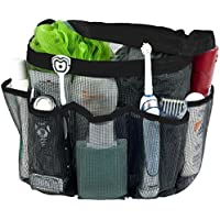 Attmu Mesh Shower Caddy, Quick Dry Shower Tote Bag Oxford...