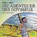 Die Abenteuer des Odysseus Audiobook by Dimiter Inkiow Narrated by Peter Kaempfe