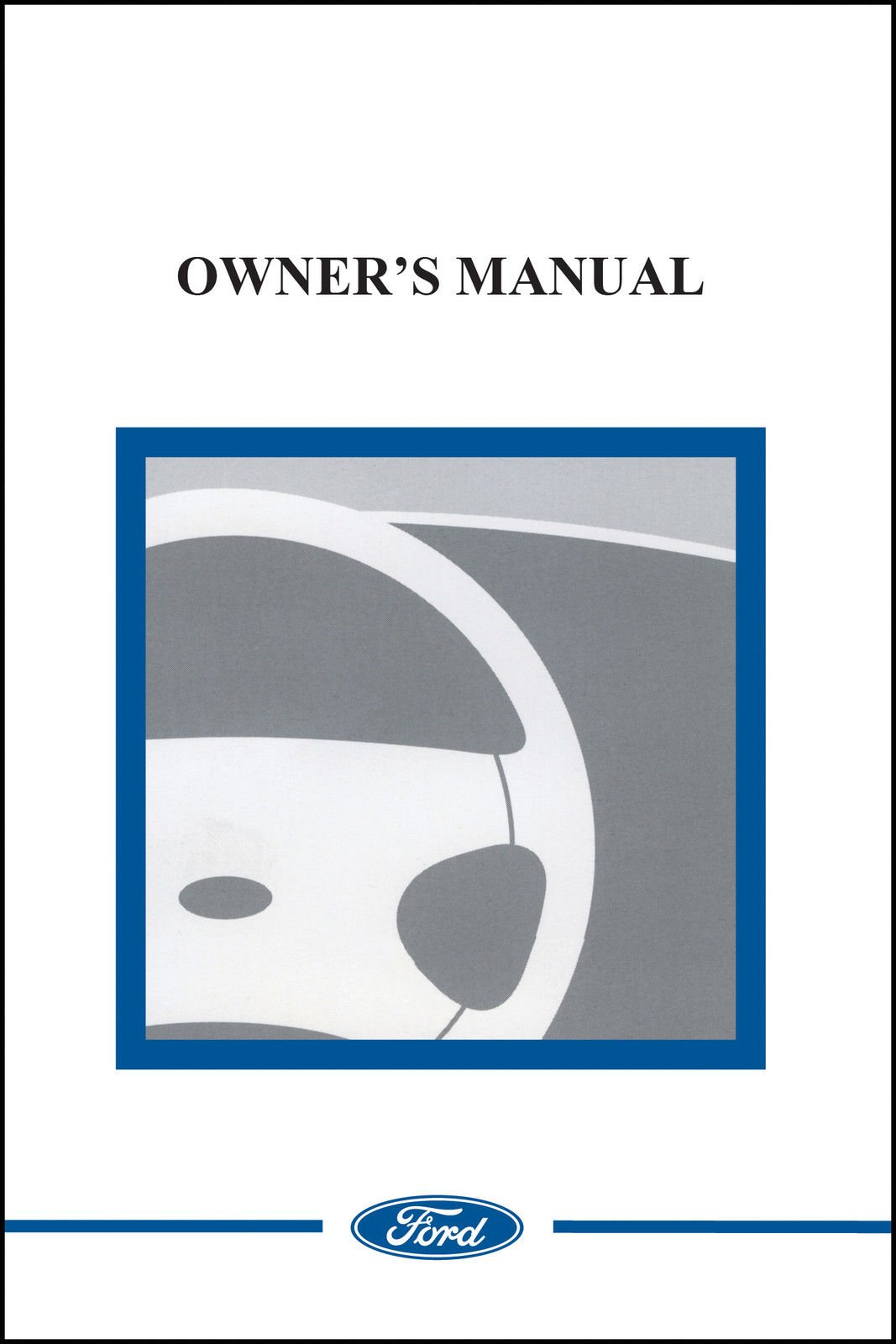 2008 ford edge owner's manual guide book paperback – 2008