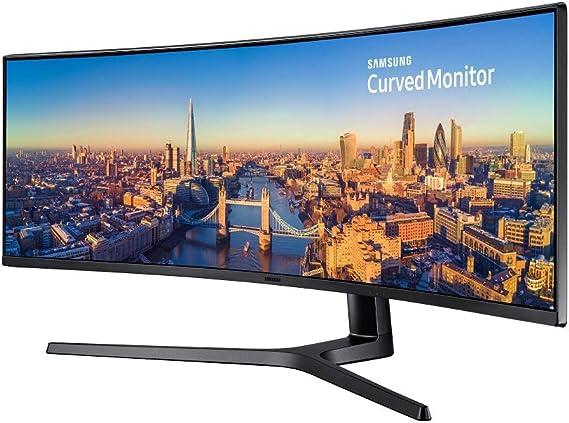 Samsung C49J890DKU - Monitor curvo de 49