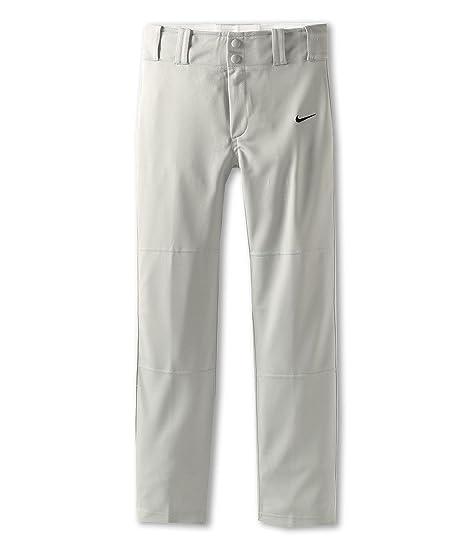 61cc1c9fa48a Nike Boy s Core Dri-fit Open Hem Baseball Pant Blue Grey Black Size Small