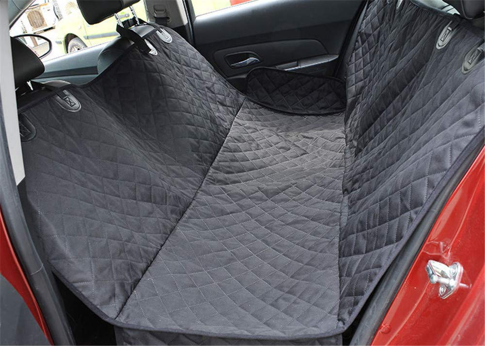 Dog Car Seat Covers Mat,Waterproof Back Seat Dog Cover for Cars and SUV,Nonslip Backing Pet Car Hammock