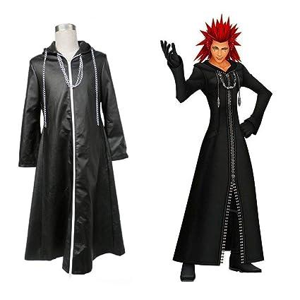 GGOODD Anime Kingdom Hearts Cosplay Kostüm XIII Roxas Hombre ...