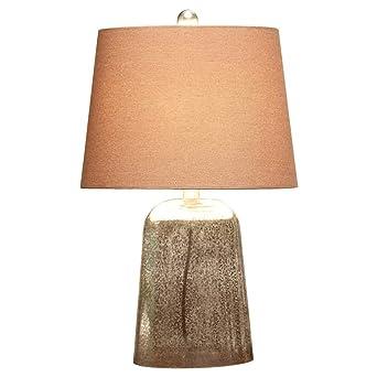 Nordische Glasdekoration E27 Tischlampe, Retro Land Blumenkunst Schlafzimmer  Bettseite Wohnzimmer Von Hand Lampe (