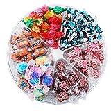 Firstchoicecandy Sugar Free Candy Gift Tray - 6 Section - No Sugar-Diabetic Friendly