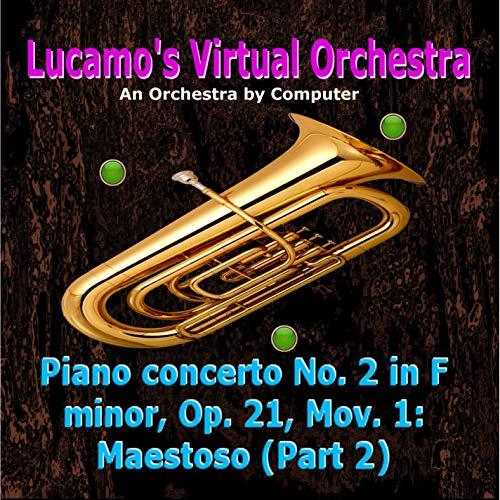 Piano concerto No. 2 in F minor, Op. 21, Mov. 1: Maestoso (Part 2)