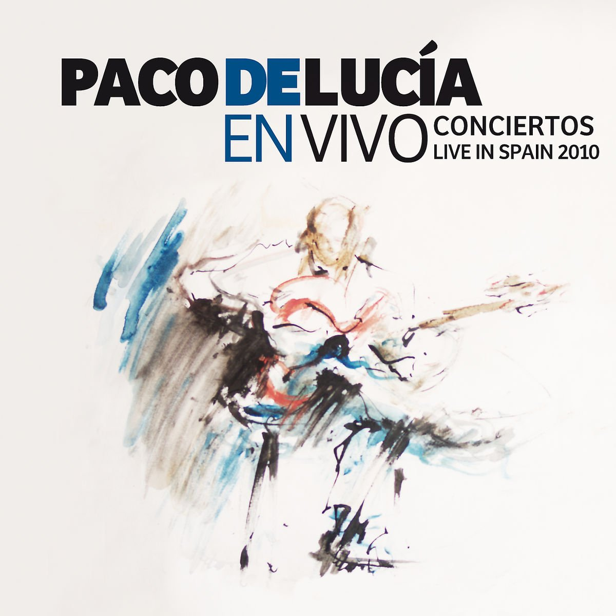 En Vivo Conciertos Live In Spain 2010 [2 CD]