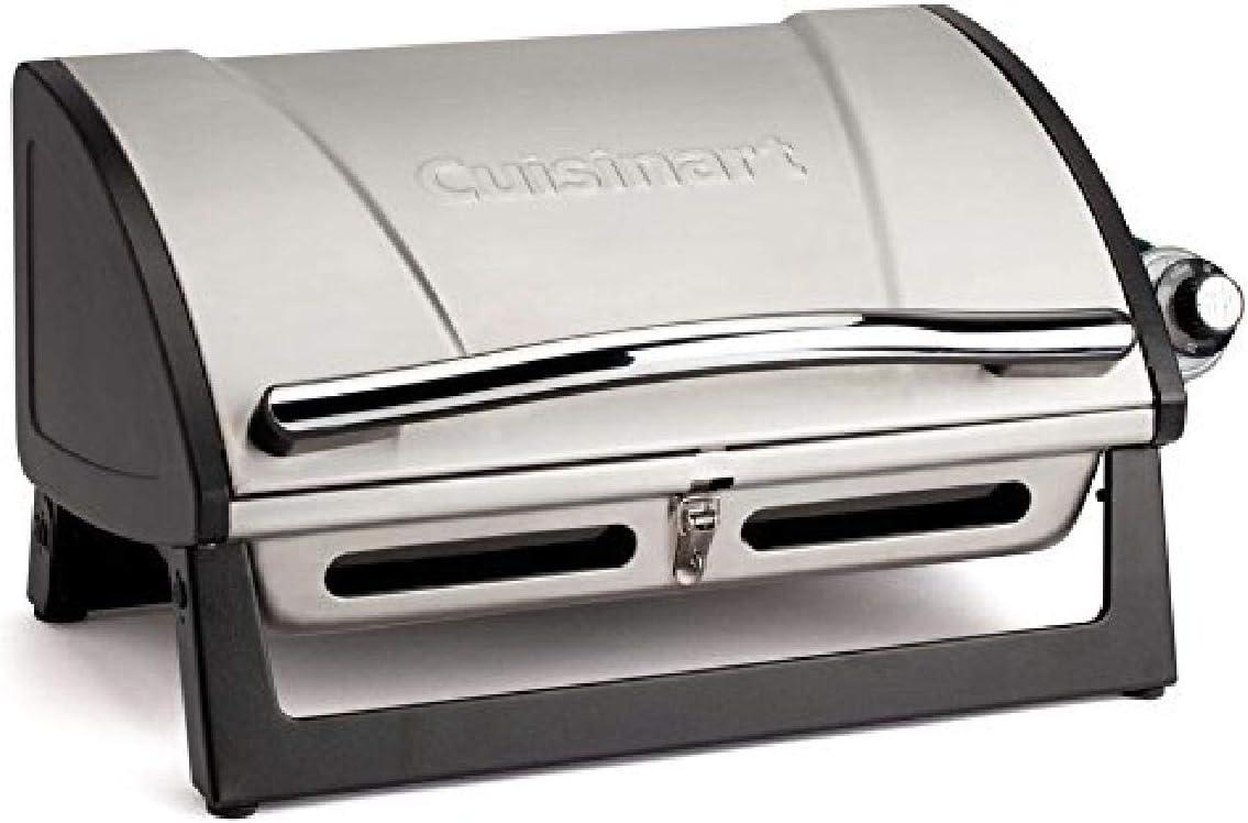 Cuisinart CGG-059 Propane, Grillster 8,000 BTU Portable Gas Grill review
