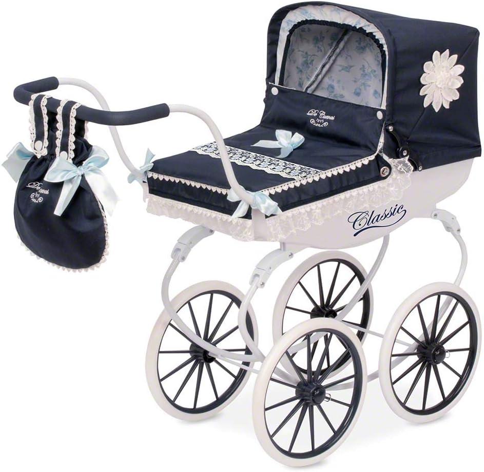 Decuevas Toys- Coche Inglesina Classic Romantic, Multicolor (87025)