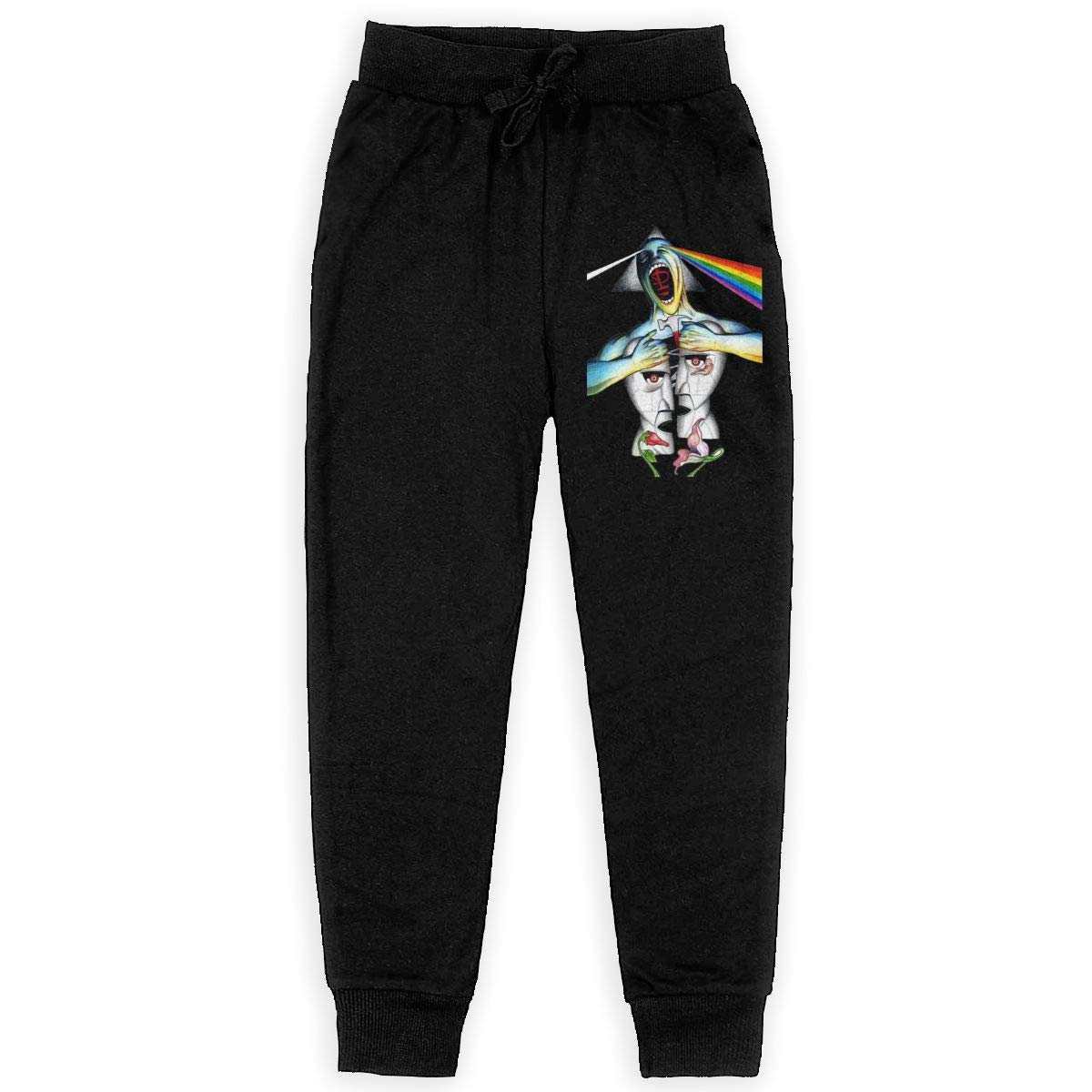 Sunshine Store Pink Floyd Wall The Division Bell3 Boys Girls Teenage Long Sweatpant Jogger Pants