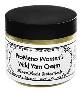 MoonMaid Botanical Pro-Meno Wild Yam Cream 2 oz