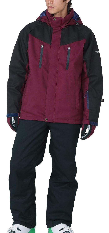 PONTAPES(ポンタぺス) スキーウェア 上下セット ストレッチ素材 全13色 6サイズ メンズ レディース POSKI-128 B07H8C6V7N XXL|ST-78×ST-99*ST-99 ST-78×ST-99*ST-99 XXL