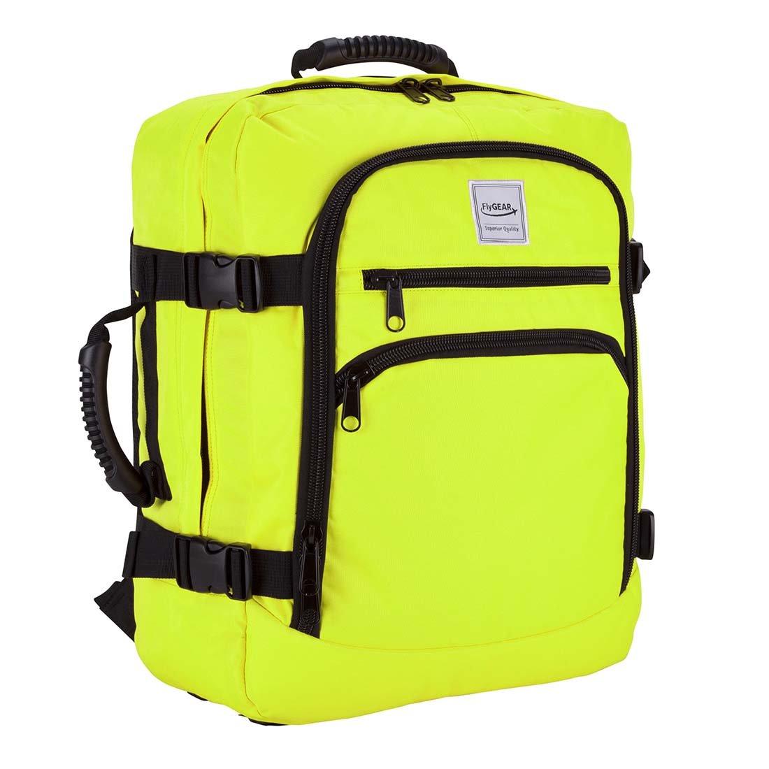 7b6864faf8 More4bagz Super Lightweight Cabin Approved Backpack Hand Luggage Travel  Holdall 44 Litre Bag - FITS 50cm