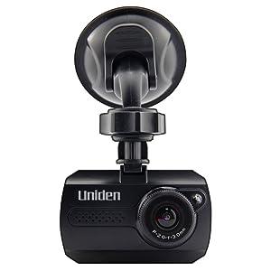 Uniden CAM250 1080p Full HD Dash Cam Automotive Video Recorder (Black)