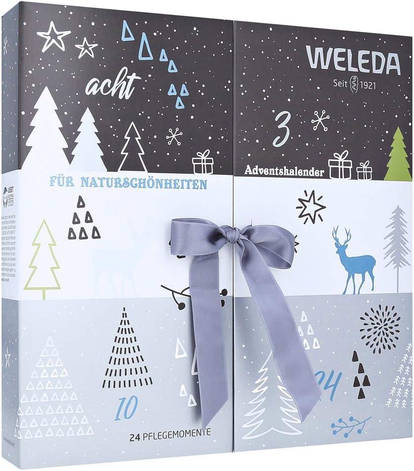 Weleda Advent Calendar: Amazon.co.uk: Beauty